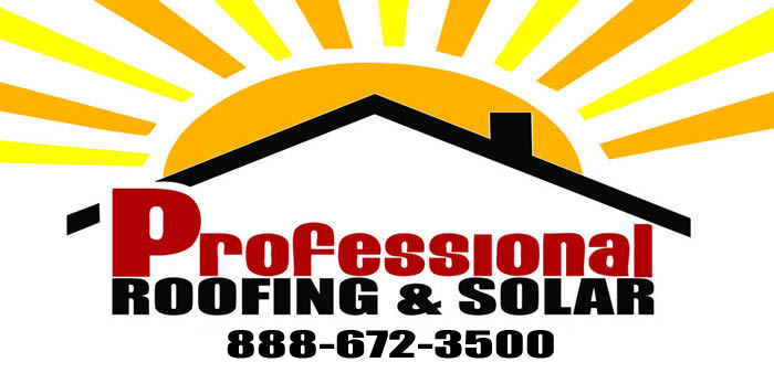 Professional Roofing and Solar
